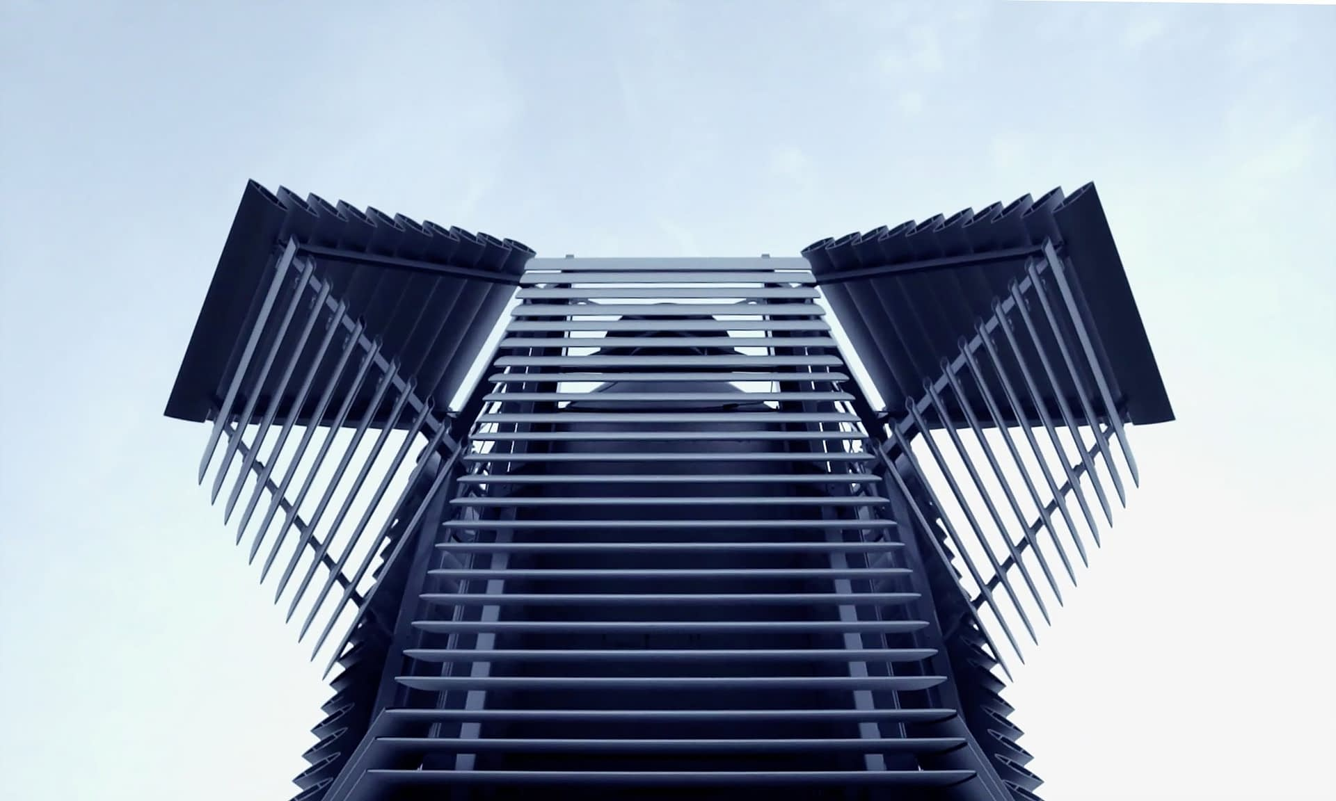 , The ULTIMATE in recycling – This Tower Sucks Up Smog and Turns It Into Diamonds, TheCircularEconomy.com