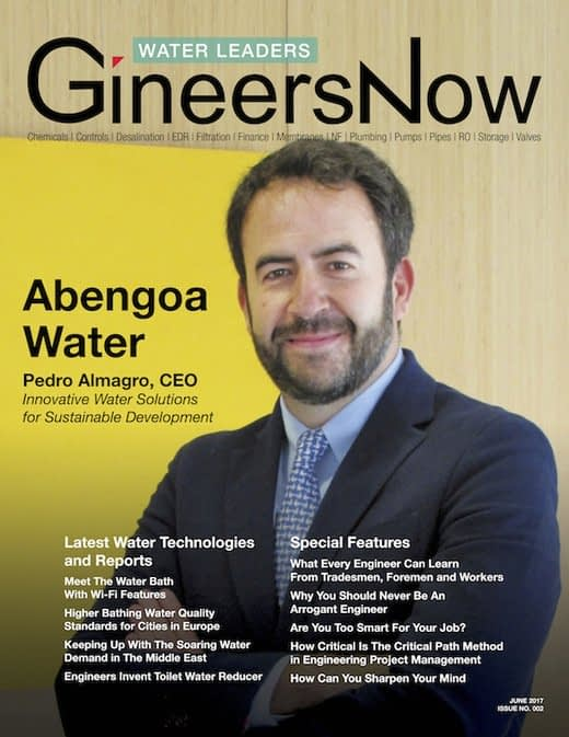 , Innovative Water Solutions for Sustainable Development, The Circular Economy