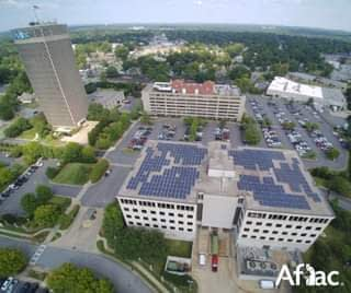 , Aflac – Last year, Aflac became the first insurance company in the U.S. to be ISO 50001 Energy Management System registered, which represents the latest best practice in energy management. Learn ho…, The Circular Economy