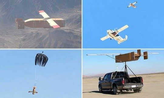 , US Marines test single use gliders made of plywood   Daily, The Circular Economy