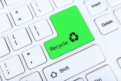 , Products & Data Destruction   E-waste Reuse – Cleanup Services, The Circular Economy