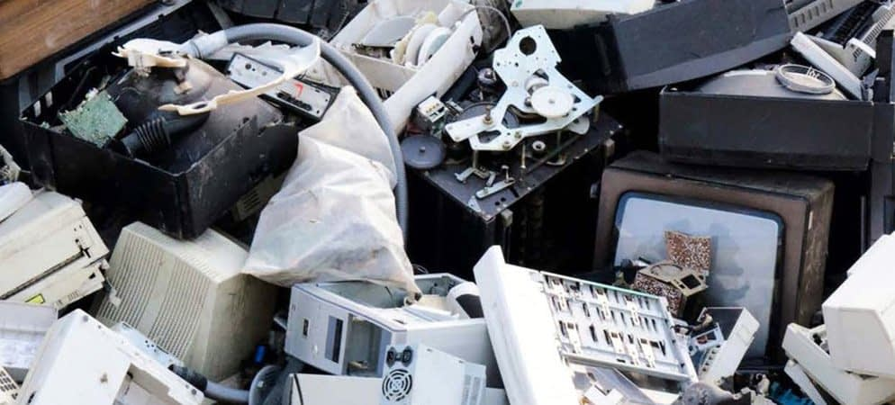 , NOT GOOD NEWS (unless you are a pioneer in the 'circular economy') Environment and health at increasing risk from growing weight of 'e-waste', TheCircularEconomy.com