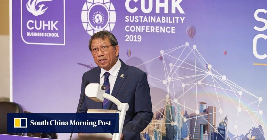 , CUHK Sustainability Conference explores global trends of circular economy, sustainable finance and beyond CSR, The Circular Economy