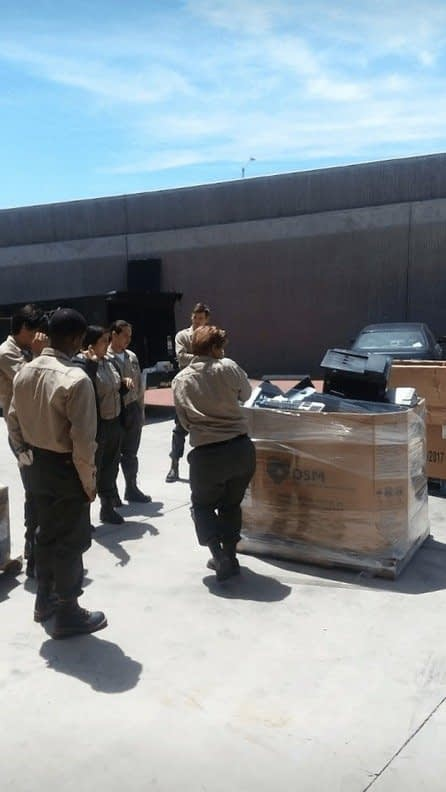 , Local Conservation Corps launches campaign to recycle E-waste, TheCircularEconomy.com