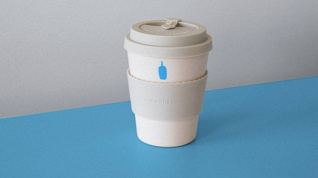 , Blue Bottle is getting rid of single-use cups at one store, TheCircularEconomy.com