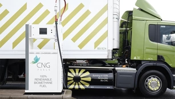 , Support for coronavirus-hit charities and biomethane trucks: The sustainability success stories of the week, The Circular Economy