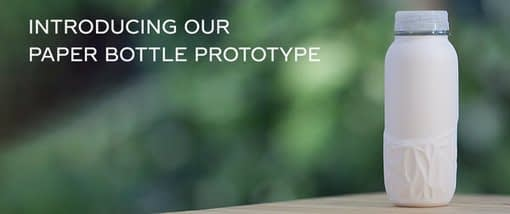 , Coca-Cola Unveils First Look At Its Sustainable Paper Bottle Packaging Redesign, TheCircularEconomy.com