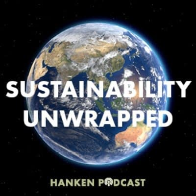 , Sustainability Unwrapped: How to create human-centric and sustainable Internet of Things solutions? by Hanken Podcasts • A podcast on, TheCircularEconomy.com