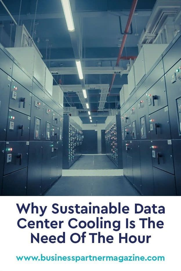 , Why Sustainable Data Center Cooling Is The Need Of The Hour in 2020 | Data center, Sustainability, Green technology, TheCircularEconomy.com