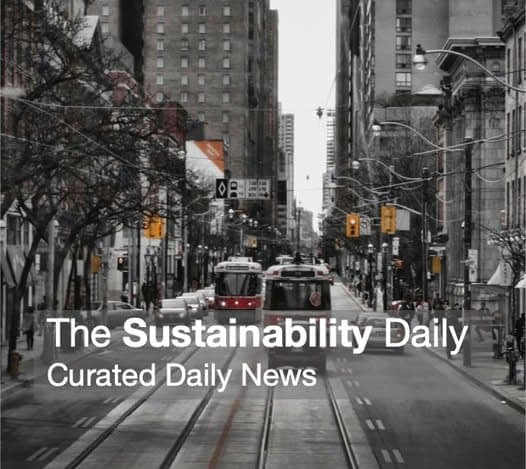, New Edition  The Sustainability Daily for 10/12/2020, TheCircularEconomy.com