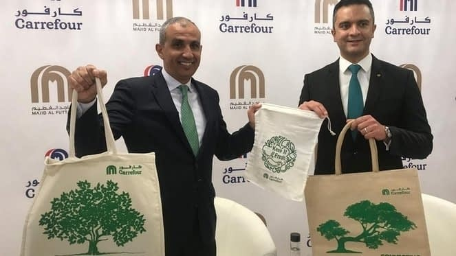 , Carrefour to eliminate single-use plastic by 2025, TheCircularEconomy.com