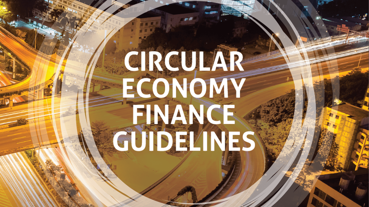 , ABN AMRO, ING and Rabobank launch finance guidelines for circular economy, The Circular Economy