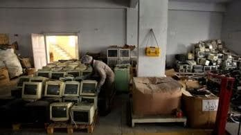, India's e-waste crisis could create recycling, manufacturing jobs —, The Circular Economy